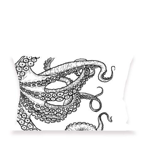 Tentacles Pillow
