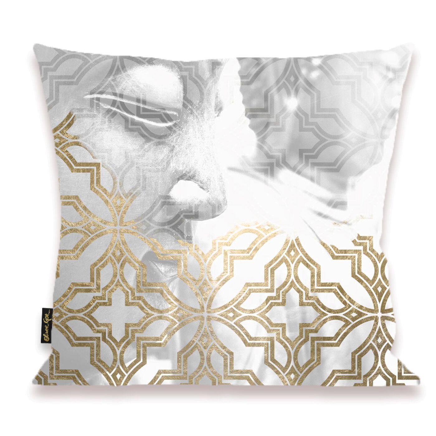 Siddharta Blanc Pillow