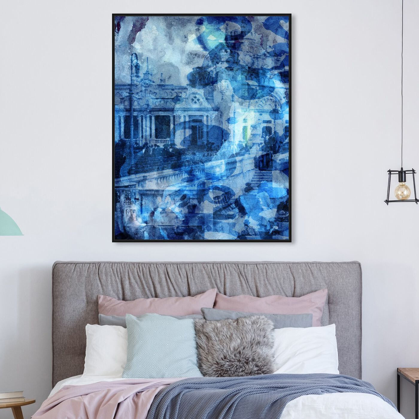 Hanging view of Deep Sea featuring architecture and buildings and european buildings art.