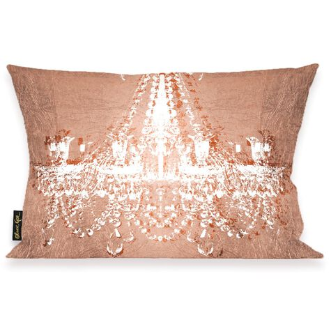 Dramatic Entrance Rose Pillow