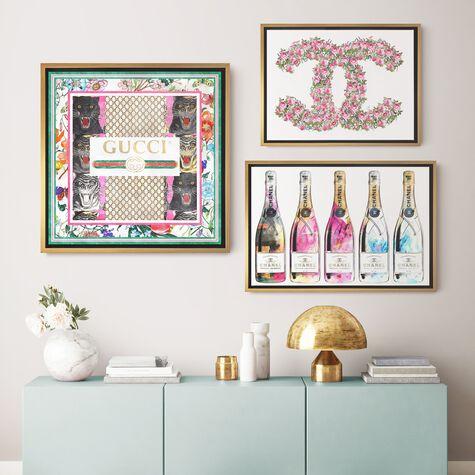 Champagne Fashion