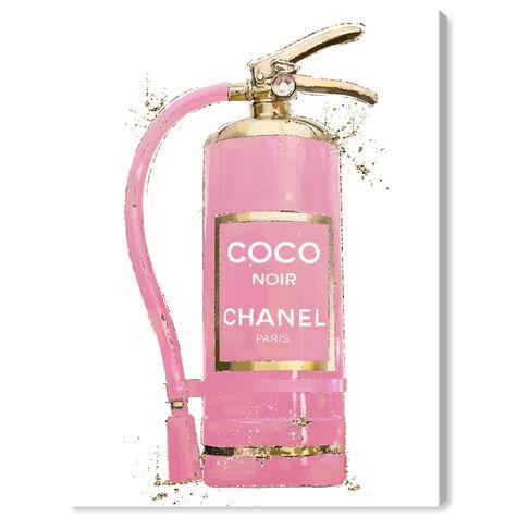 Fashion Extinguisher Pink