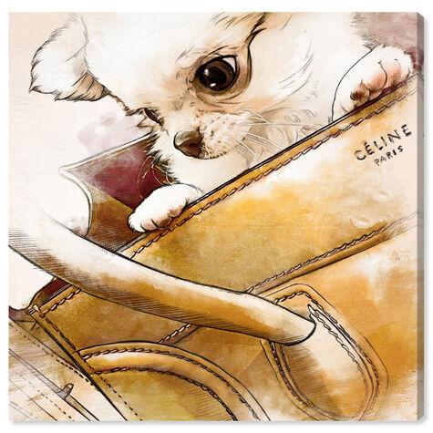 Faithful companion Watercolor