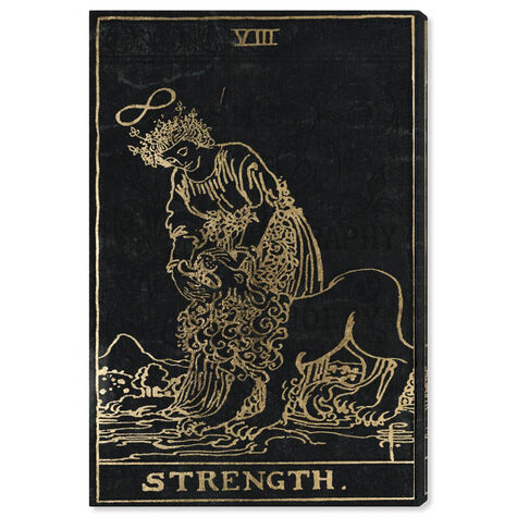 Strength Tarot