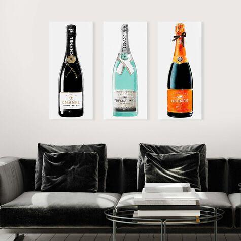 Champagne Trio Set