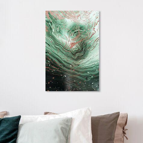 Agate En Emerald