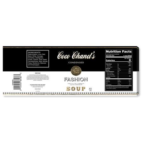 Fashion Soup Label