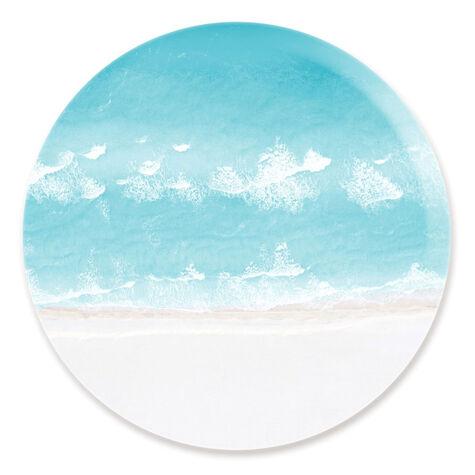 Calm Perfect Ocean Blue II
