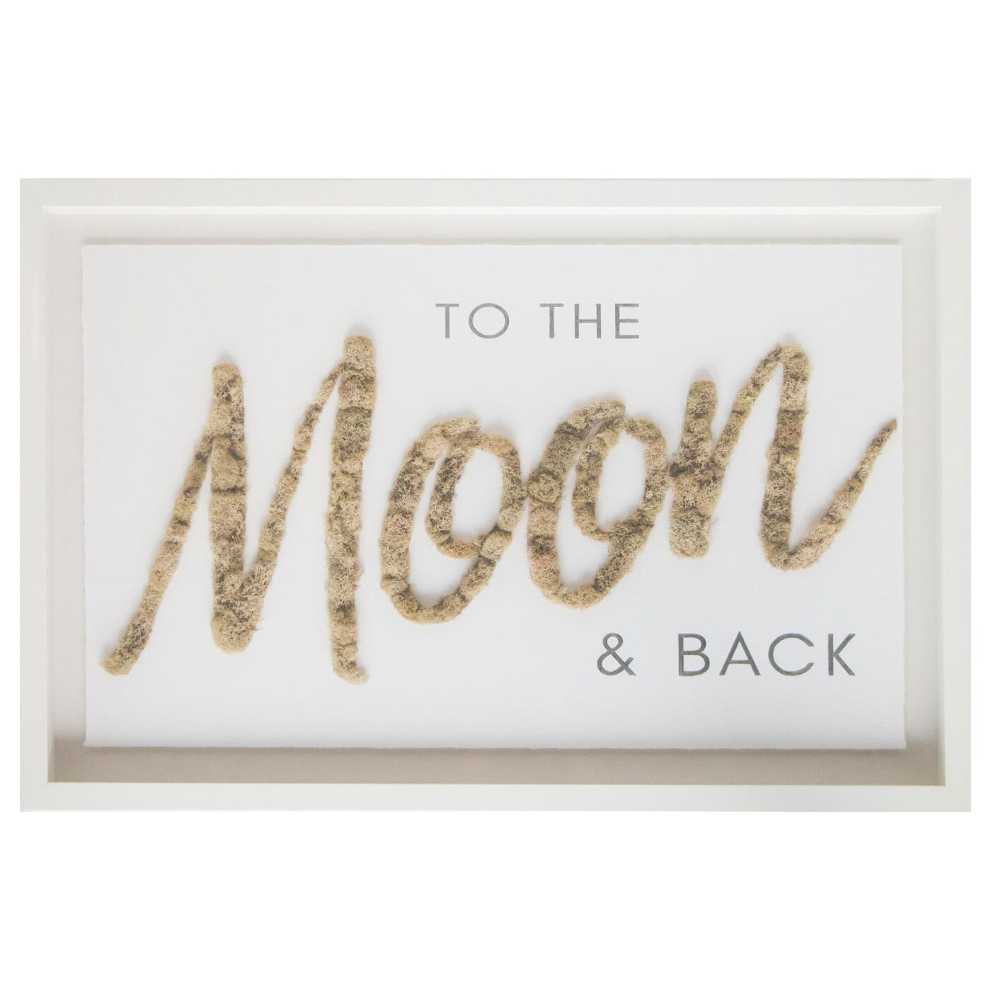 To The Moon and Back I