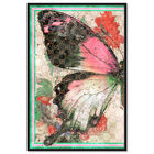 Front view of Butterfly Effect Symbol I featuring animals and insects art. image number null