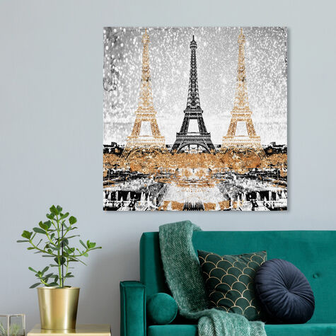 Triple Paris Gold