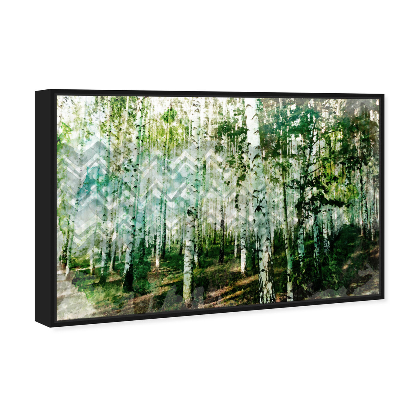 Angled view of Madera featuring nature and landscape and forest landscapes art.