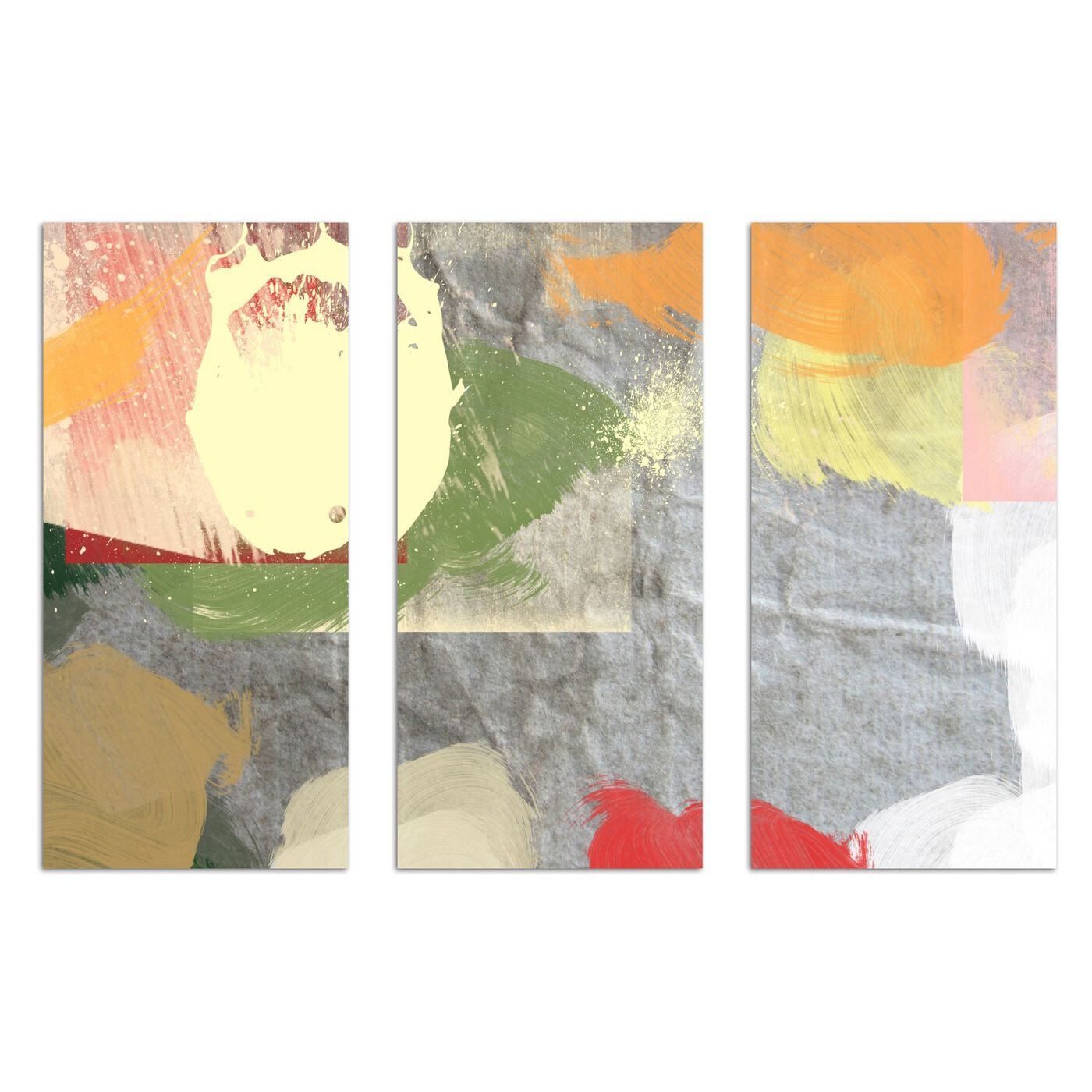 Sand Storm Triptych