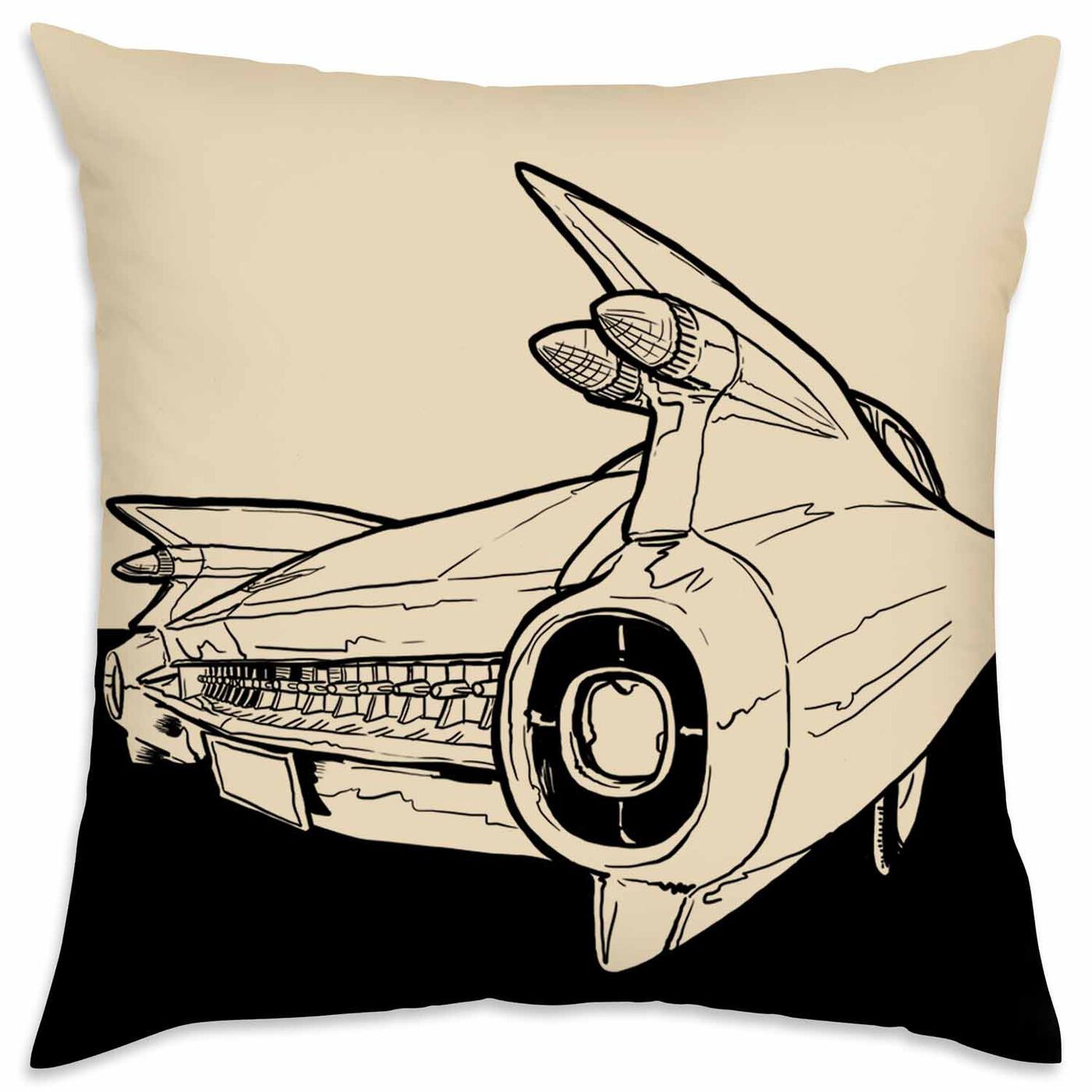 Cadi Wings Two Pillow