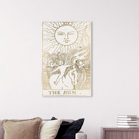 The Sun Tarot Luxe