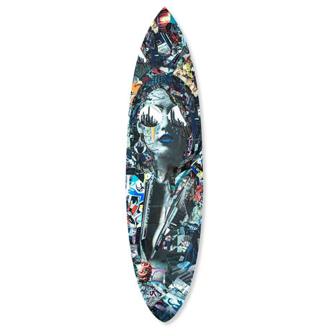 Katy Hirchsfeld - City Surfboard