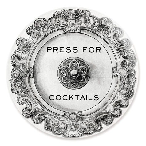 Press For Cocktails Round