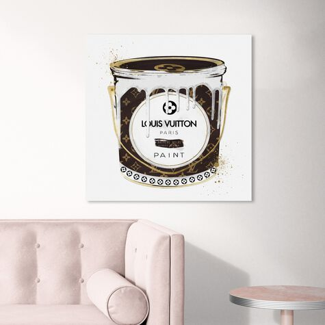 Luxurious Paint Can