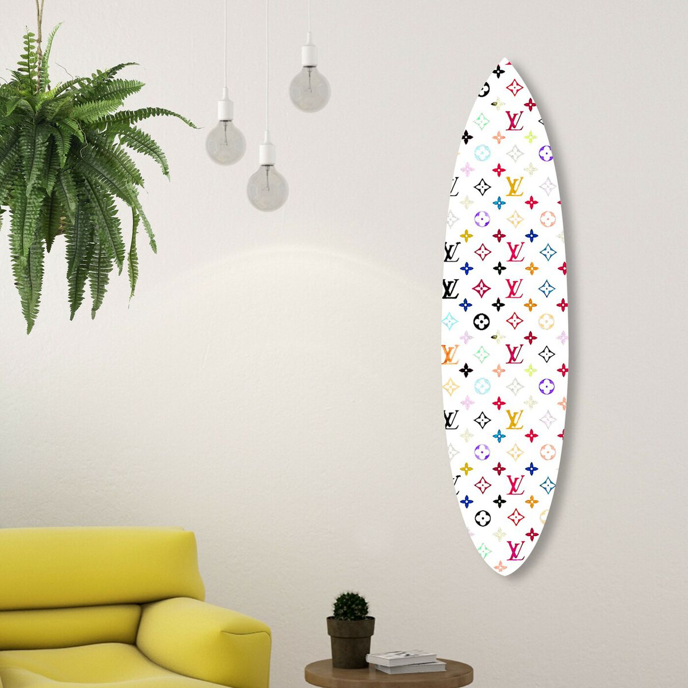 Fashion Color Surfboard Flat