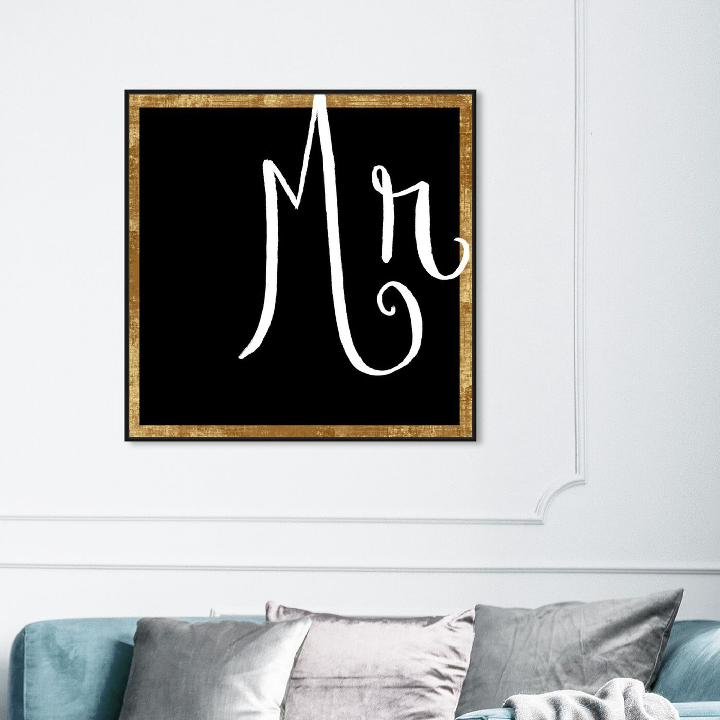 Hanging view of Mr featuring typography and quotes and family quotes and sayings art.