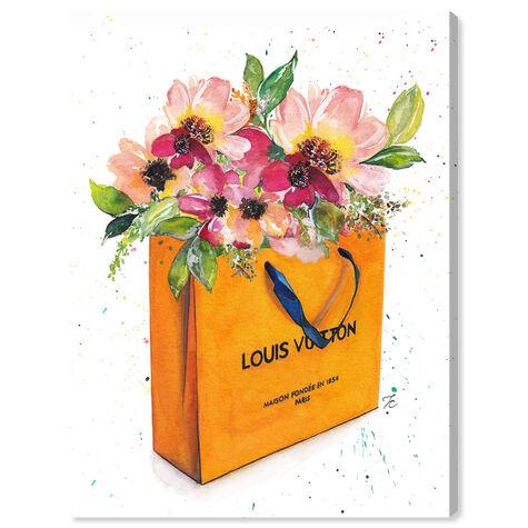 Doll Memories - Orange Shopper