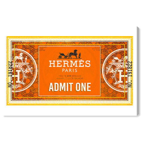 Admit One Honore Equestrian
