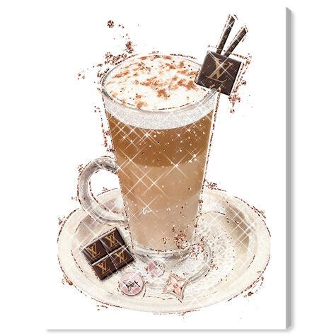 Vanilla Cocoa Frappe