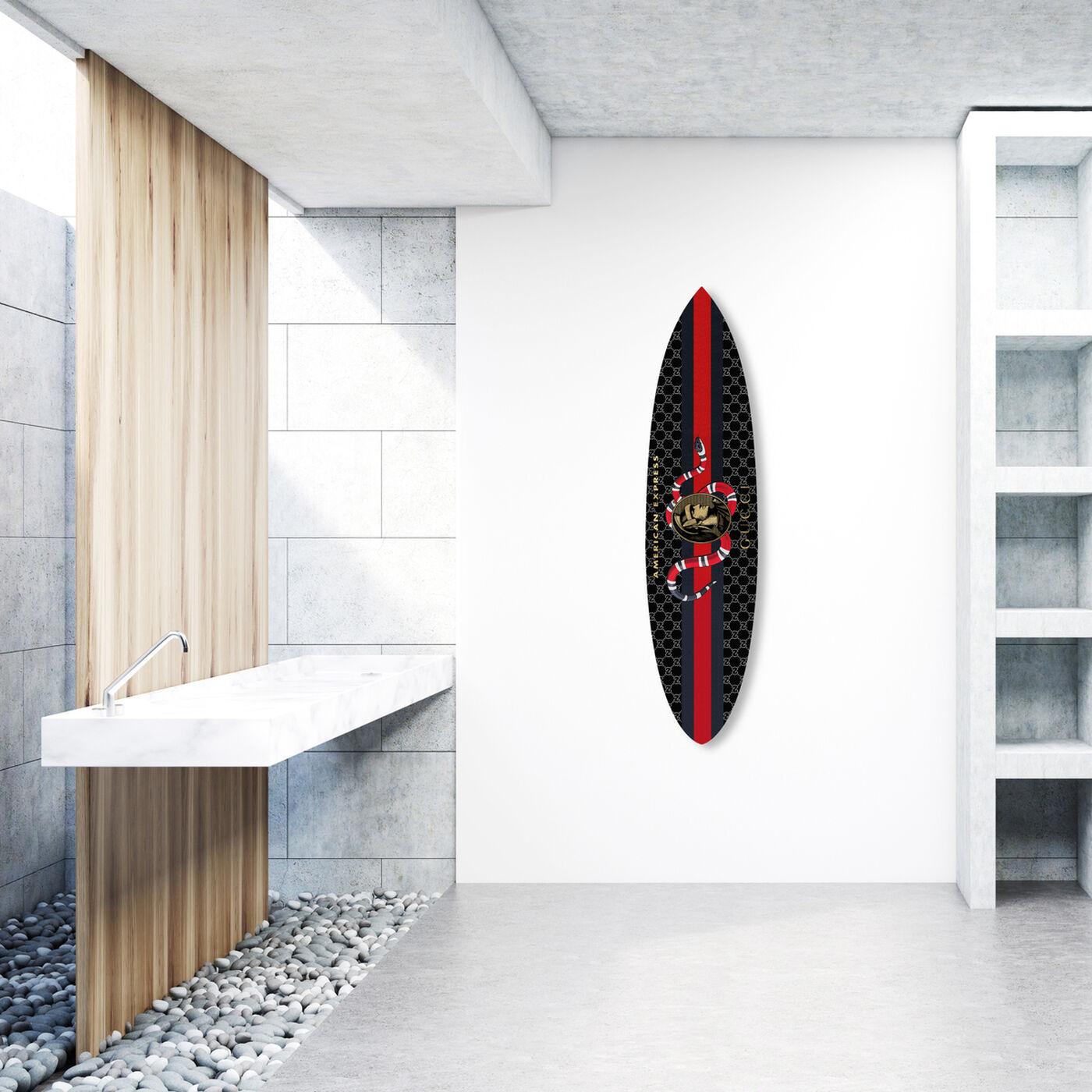 Italian Express  Surfboard