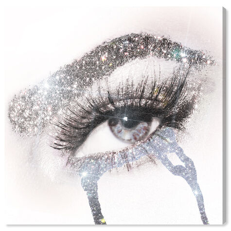 Eyes and Rhinestones II