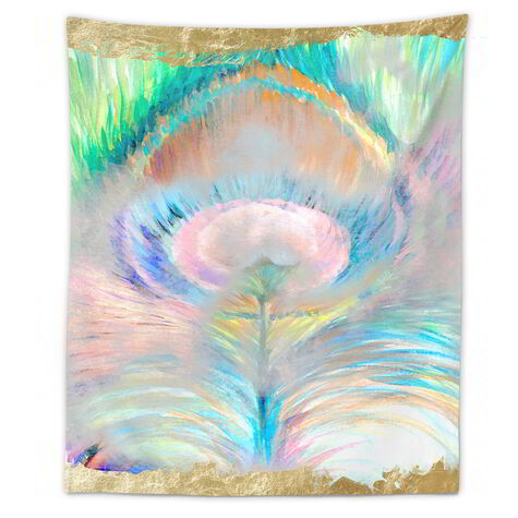 Dream of Feather Tapestry Art