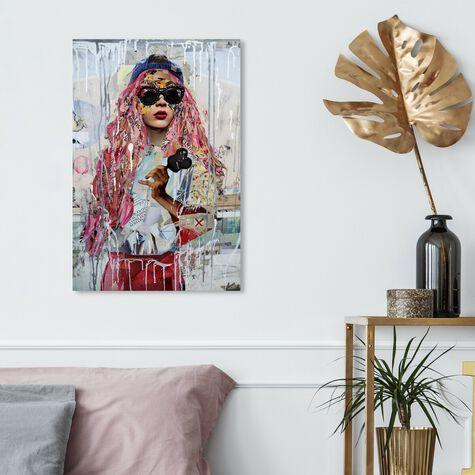 Katy Hirschfeld - Urban Streetwise Glam