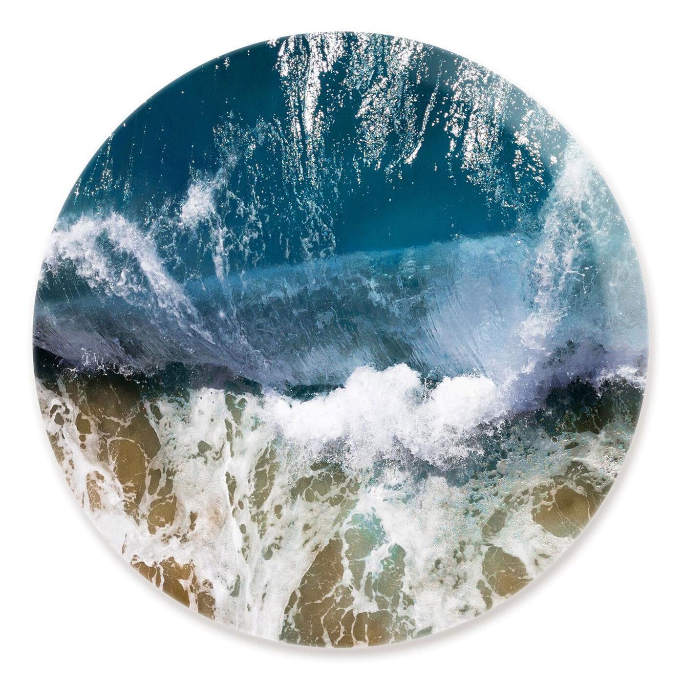 Front view of Sea Life II featuring nautical and coastal and coastal art.