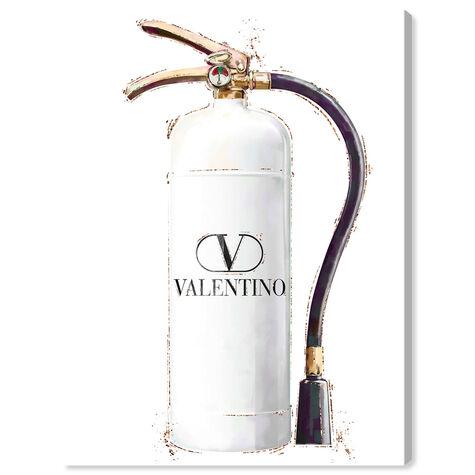 White Extinguisher
