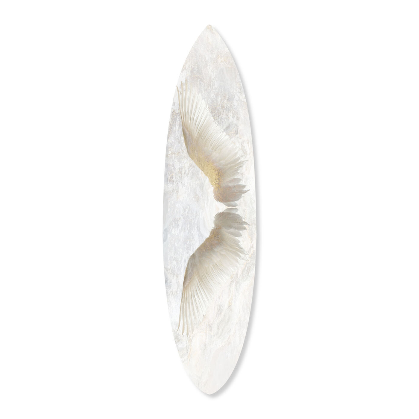 Winged Soul Surfboard Flat