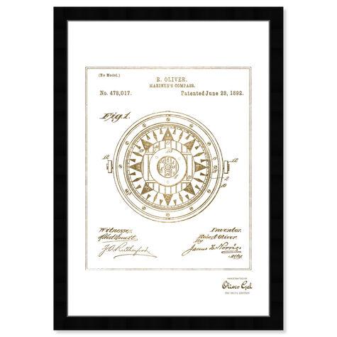 Compass 1892 Gold