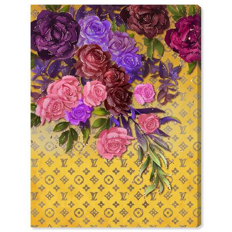 Roses Fashion Monogram