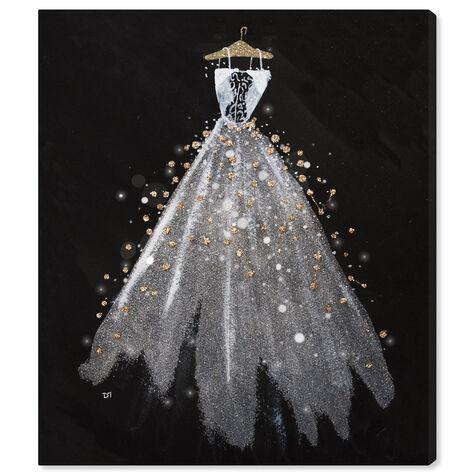 Cinderellas Dress Hanging