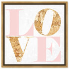 Front view of Build On Love Romance featuring typography and quotes and love quotes and sayings art. image number null
