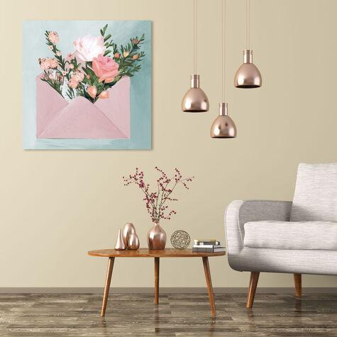 Pastel Flower Mail