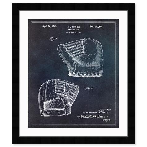 Baseball Mitt 1945 I