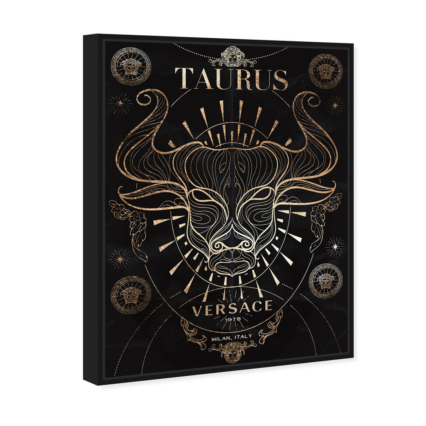 Angled view of Mémoire d'un Taurus featuring fashion and glam and lifestyle art.