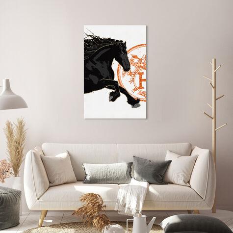 Black Cavalier I
