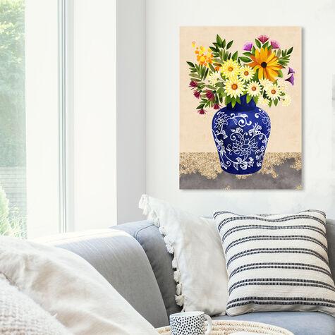 Flor Porcelain II