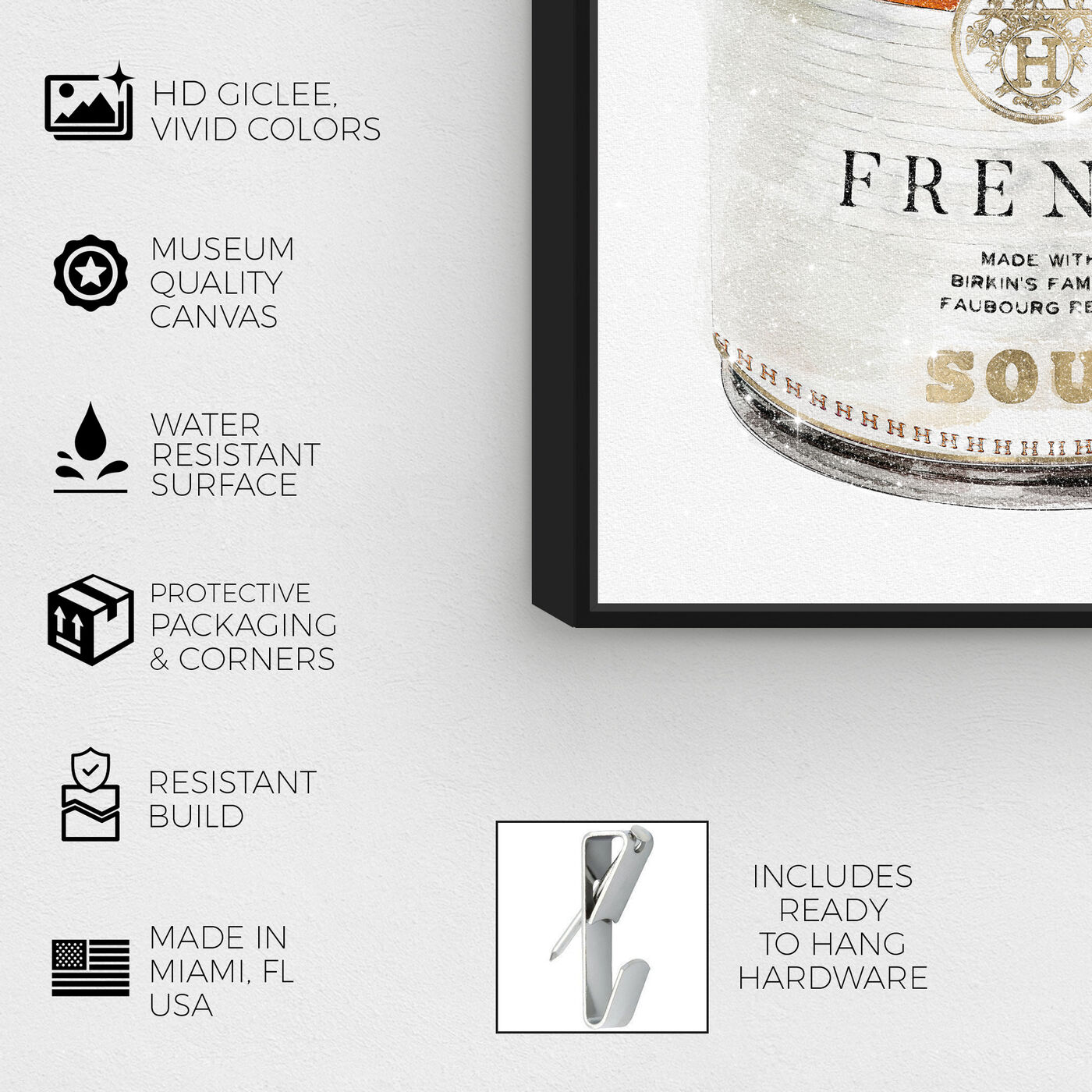 French Luxe Soup