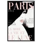 Front view of Cover Paris in Blush featuring fashion and glam and makeup art. image number null
