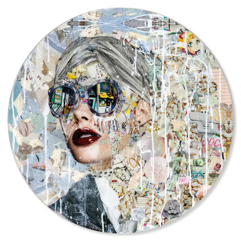 Katy Hirschfeld - Galaxy ROUND