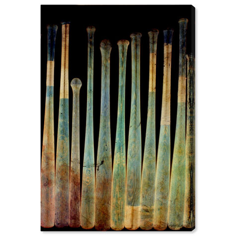 Baseball Bat X-Ray