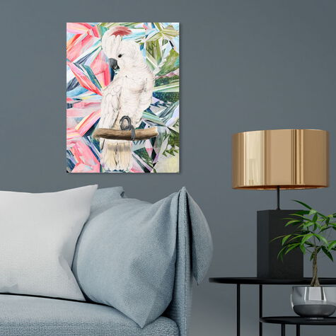 Modern Cockatoo