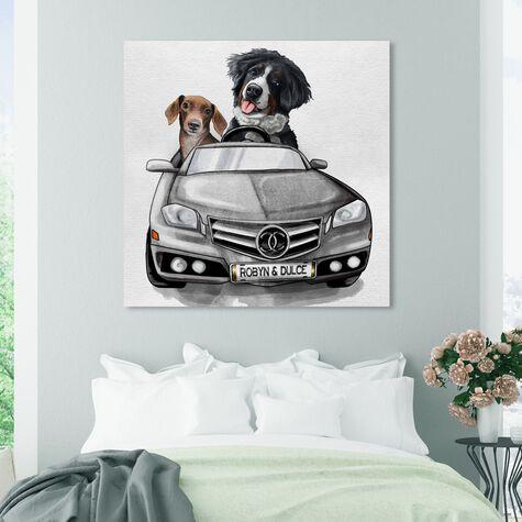 Luxury Car Duo