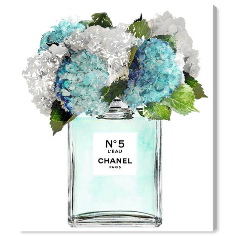 Bright and Airy Garden Scent Blue
